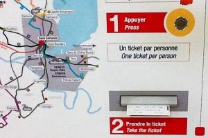 Как добраться из аэропорта в Женеву