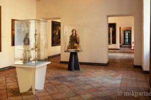 В музее Castel Nuovo