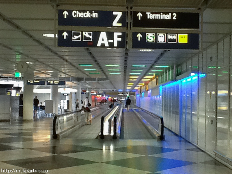 Как самостоятельно добираться из аэропорта Мюнхена в центр