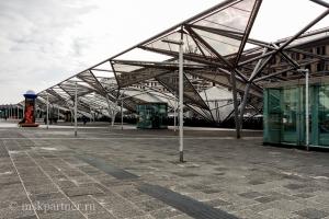 Станция метро Garibaldi