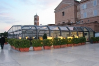 На площади Венеции