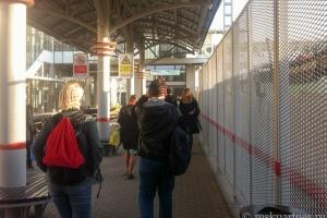 Платформа МЦК Бульвар Рокоссовского