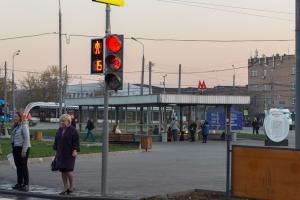 Станция метро Бульвар Рокоссовского