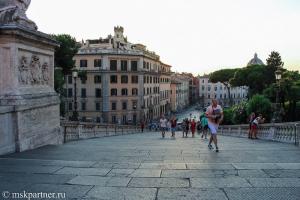 Достопримечательности Рима. Капитолийская площадь