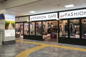 Магазины в аэропорту Пизы