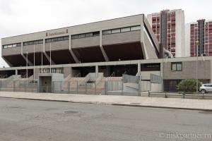 Стадион PalaMazzola в Таранто