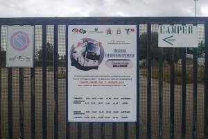 Остановка автобуса на Viale Mascherpa