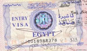 Виза в Египет, визы