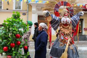 Масленица, Москва, праздники