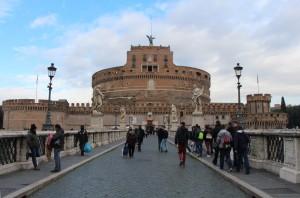 В Рим самостоятельно