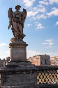 Замок Святого Ангела, Рим, достопримечательности Рима