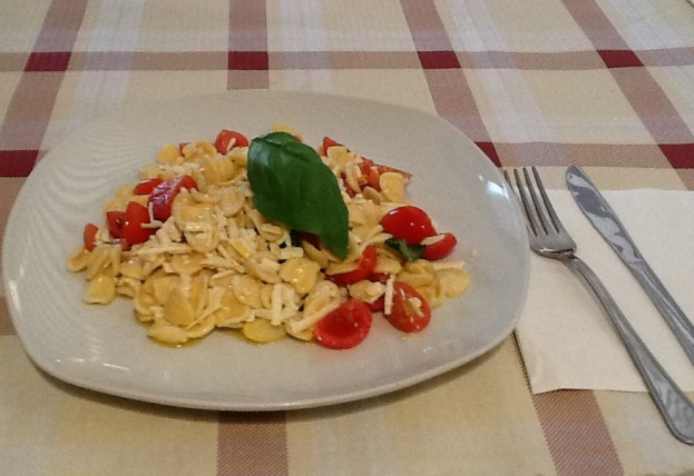 Закуски в италии