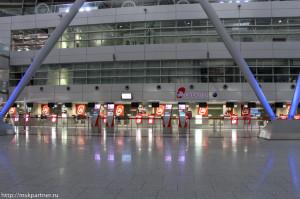 Аэропорт Дюссельдорфа, аэропорты Германии