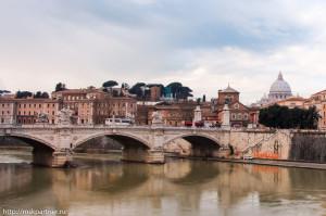 Мосты Рима