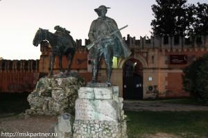 Вилла Боргезе, достопримечательности Рима