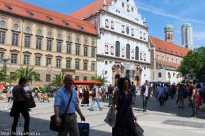 Достопримечательности Мюнхена, Германия, путешествия