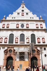 Церкви Мюнхена, достопримечательности Мюнхена, Мюнхен