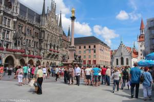 Достопримечательности Мюнхена, Мюнхен, путешествия