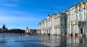 Путешествие в Санкт-Петербург, Санкт-Петербург