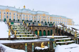 Как добраться до Петергофа, Петергоф, Петродворец