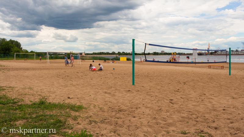 Пляжи в Балакове