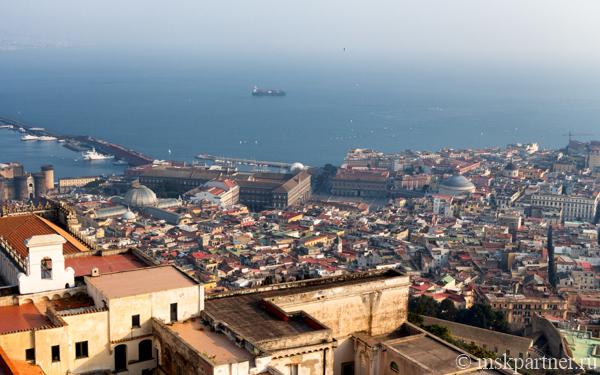 В Неаполь самостоятельно
