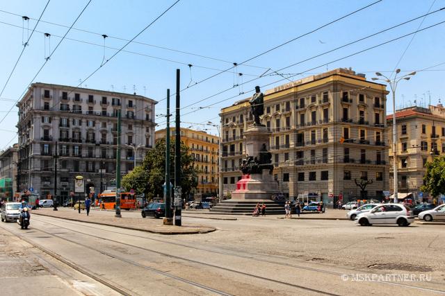 Отели в Неаполе