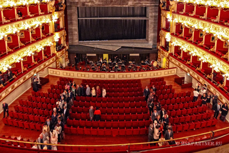 Билеты в театры онлайн